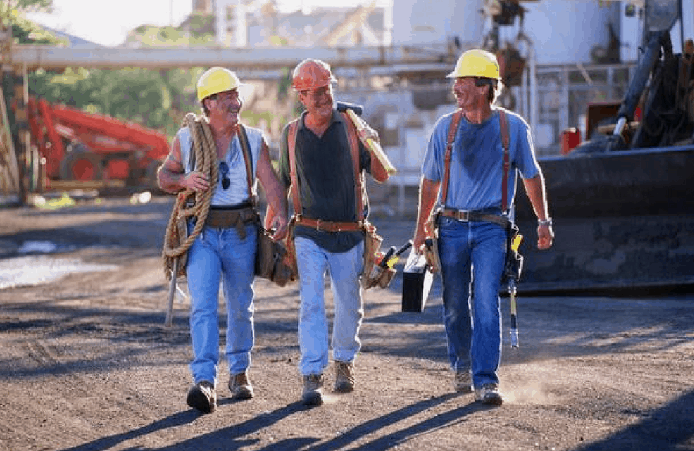 Looking for blue collar workers in America and Florida