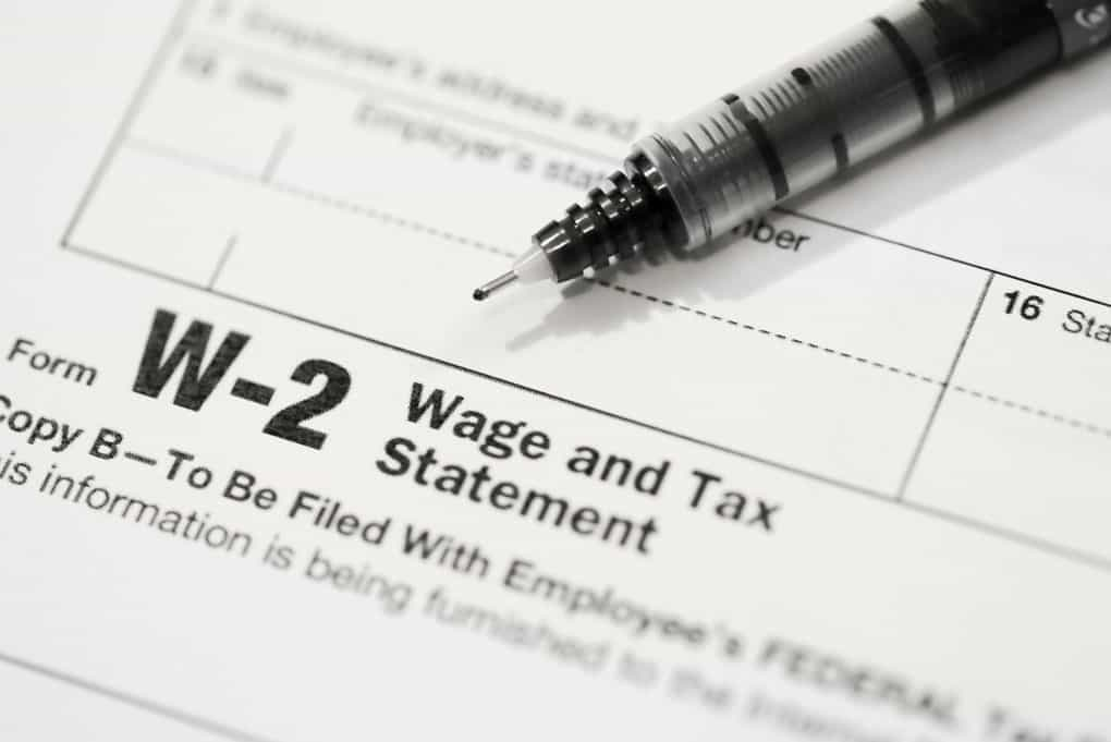 Howard Leasing can help with your W-2's